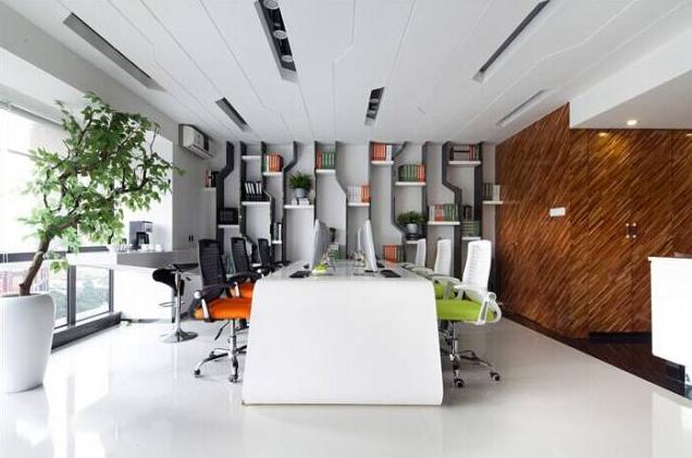 写字楼装修设计-会议室